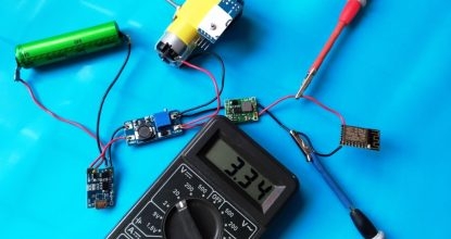 Стабилизаторы напряжения или как получить 3,3 вольта