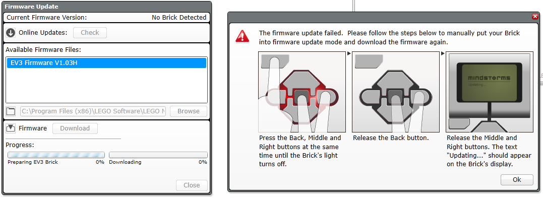 MINDSTORMS-EV3-Firmware-update