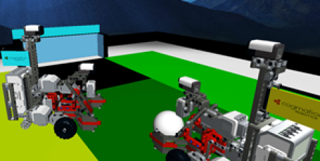 Тренажер для  LEGO ® MINDSTORMS ® EV3 ™ Virtual Robotics Toolkit ™