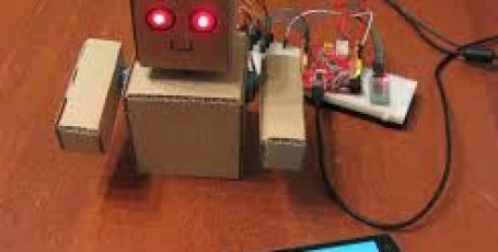 Сделай сам робота из смартфона и Arduino