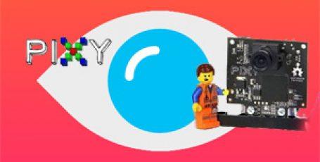 Pixy. Модули компьютерного зрения