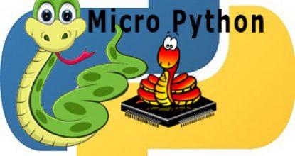 MicroPython — язык программирования для микроконтроллеров