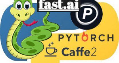 FastAI + Pytorch + Paperspace = Программирование глубоких нейронных сетей на Python