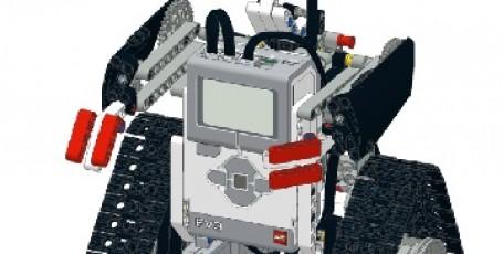 Робот Wall-e  LEGO® Mindstorms® EV3