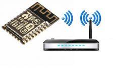 C++| Arduino IDE | ESP8266. Подключение к WiFi сети. Ч.1