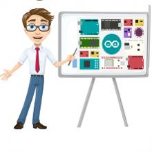 Схемотехника и программирование Arduino, ESP8266 и ESP32