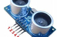 C++| Arduino IDE | ESP8266. Модуль ультразвукового датчика HY-SRF05